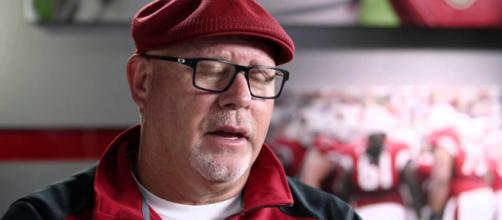Bruce Arians has just been hired by the Tampa Bay Bucs, in hopes of rebooting Jameis Winston career. [Image Credit] Kevin A Truax - YouTube
