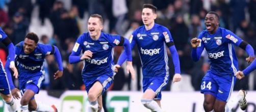 Coupe de la Ligue : Strasbourg se rend à Lyon en quête d'un match ... - football365.fr