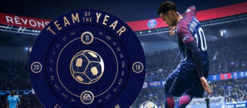 FIFA 19 : les 5 meilleures cartes TOTY