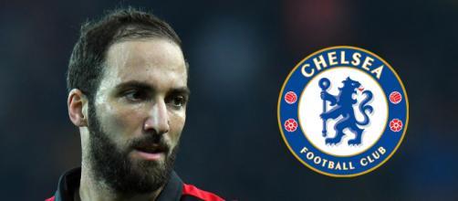 Higuain ad un passo dal Chelsea