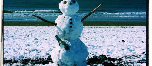 In Sardegna sono previste nevicate anche a quote molto basse.