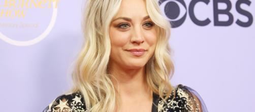 Kaley Cuoco atriz de The Big Bang Theory (Reprodução)