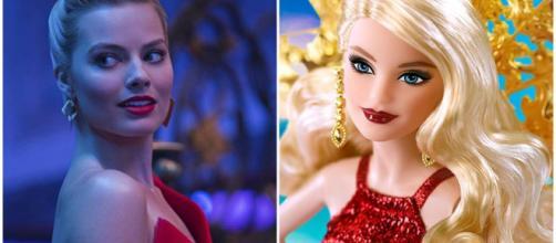 Margot Robbie será Barbie en el cine