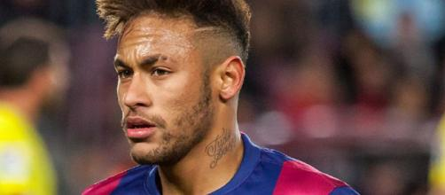Neymar Jr (Imagem via Wikipedia)