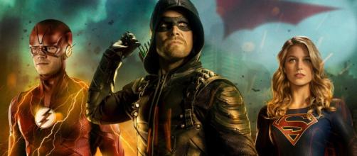 Poster and Release Date Revealed For The Upcoming Arrow-Verse ... - geektyrant.com