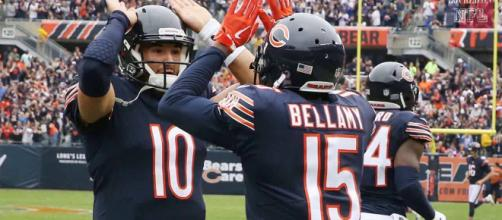 The Bears need to make some personnel changes in order to return to the playoffs next year. [Image source: LOCKED ON NFL - YouTube]