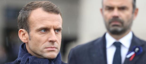 Emmanuel Macron et Edouard Philippe reprennent des couleurs dans l'opinion en janvier