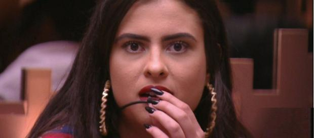 Hana é a única vegana na 19ª edição do Big Brother Brasil (Reprodução/GShow)