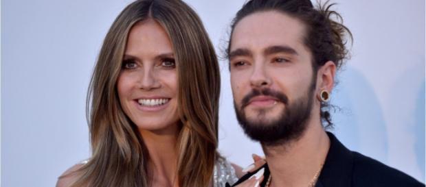 Heidi Klum se casa con el guitarrista de Tokio Hotel