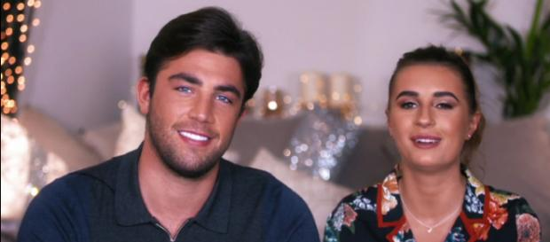 "Jack and Dani want the world to know they are just a ""Normal couple"" (Image credit: Jack and Dani: Life After Love Island/ITV Hub)"