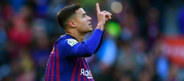 Mercato FC Barcelone : Philippe Coutinho sur le départ