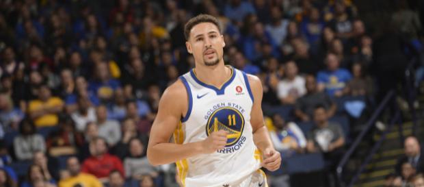 NBA: Klay Thompson auteur de 43 points face aux New York Knicks | Time - time.com