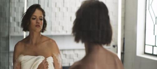 'A Dona do Pedaço': Josiane vira prostituta e é rejeitada por matador. (Reprodução/TV Globo)