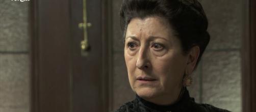 Anticipazioni Una Vita, serale del 1° ottobre: Ursula si presenta da Samuel ma viene cacciata in malo modo