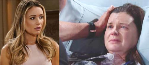 Beautiful, spoiler americani: Flo salva la vita di Katie donandole il suo rene
