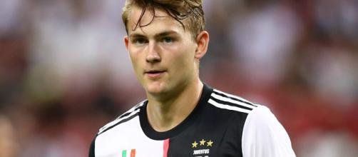 Calciomercato Juventus, De Ligt avrebbe rifiutato il Barcellona per colpa di Piqué