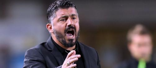 Gennaro Gattuso torna in ballo per tornare a guidare il Milan