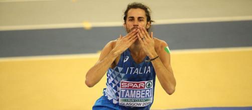 Gianmarco Tamberi debutta nelle qualificazioni del salto in alto ai Mondiali di Doha