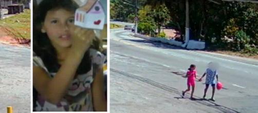 Justiça determina apreensão de adolescente suspeito de matar menina de 9 anos na Zona Norte de SP. (Reprodução/TV Globo)