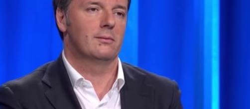 Matteo Renzi viene dato in cala con la sua Italia Viva dai sondaggi Swg.
