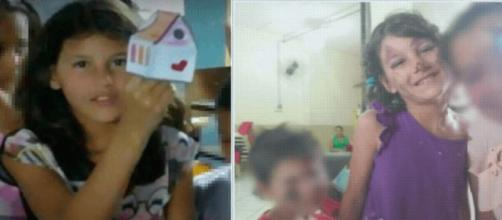 Suspeito de matar criança de 9 anos é apreendido pela Justiça de São Paulo. (Reprodução/Arquivo Pessoal)