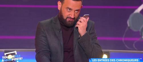 VIDEO Cyril Hanouna : sa fille Bianca l'appelle en plein direct de ... - voici.fr