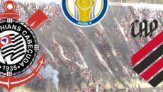 Corinthians x Athletico-PR: transmissão ao vivo no PFC, esta quinta (10), às 19h15