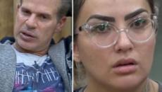 'A Fazenda 11': enquete UOL aponta disputa acirrada entre Thayse e Túlio