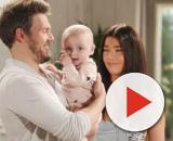 Beautiful, anticipazioni americane: Liam porta Beth a vedere Steffy all'oscuro di Hope