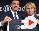 Demiral, difensore della Juventus, interessa al Milan