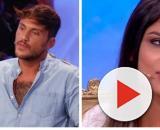 Uomini e Donne: Giulio bacia Giovanna