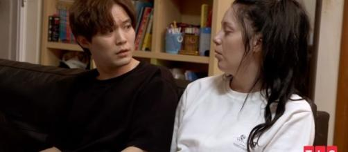 '90 Day Fiance': The roadblocks in Deavan & Jihoon's relationship might starting to emerge . Image credit:TLC/Youtube screenshot