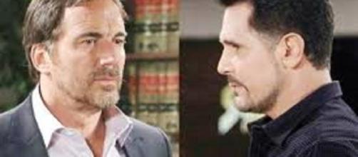 Beautiful, anticipazioni al 19 ottobre: Bill scopre che Ridge ha corrotto il giudice ma non lo denuncia