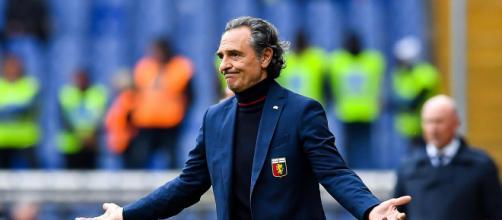 Cesare Prandelli, ex allenatore del Genoa