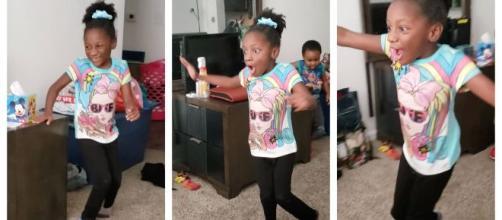 El vídeo viral de una niña con parálisis cerebral que camina por primera vez