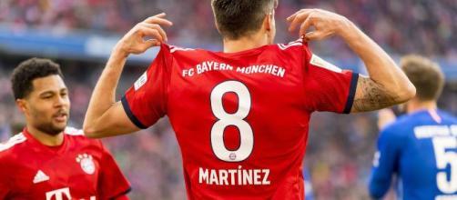 Javi Martinez conteso da Milan e Inter