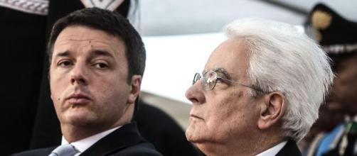 Sergio Mattarella non avrebbe gradito le ultime mosse di Matteo Renzi