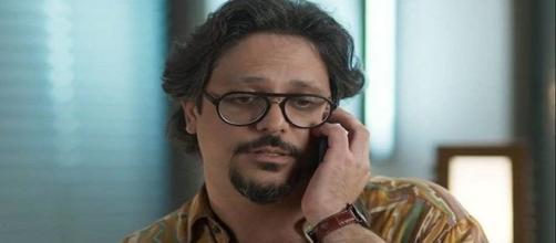 Mário ganha atenção inesperada na internet. (Reprodução/TV Globo)