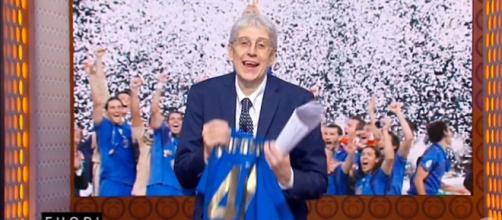 Mario Giordano insultato da Miccichè durante l'ultima puntata di Fuori dal coro