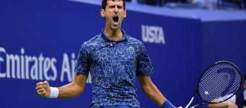 Novak Djokovic, le magistral retour vers le futur - US Open - Tennis - lefigaro.fr