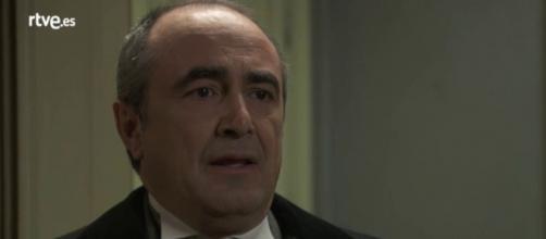 Ramon esce dal carcere e rivela tutto a Felipe