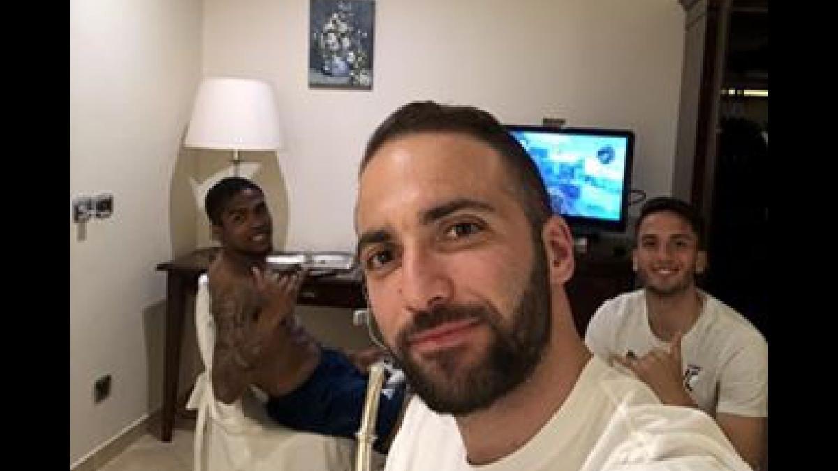Juventus, ripresi gli allenamenti senza i nazionali: Higuain in ...