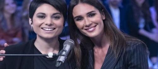 Giordana Angi a Verissimo: 'Se mi vedrete a Sanremo 2020 vorrà dire che è andata bene'