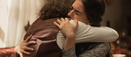 Il Segreto trame: Elsa racconta al Guerrero che potrebbe morire per una malattia al cuore