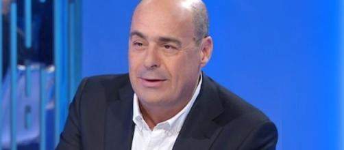 Nicola Zingaretti, segretario PD