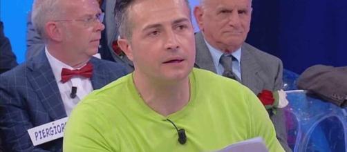 """Uomini e Donne, Riccardo Guarnieri a Ida Platano: """"Ti amo, torniamo insieme"""""""