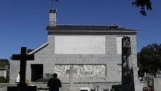 7 imágenes de la cripta del cementerio de El Pardo-Mingorrubio donde será enterrado Franco