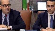 Italia 5 Stelle, Di Maio: 'Stimo molto Zingaretti e Franceschini'