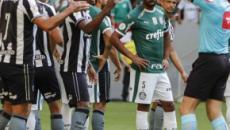 Palmeiras x Botafogo: onde acompanhar ao vivo, desfalques e possíveis escalações