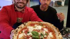 Luché racconta la sua pizza a Piero Armenti: 'Farla a New York è più bello che a Napoli'
